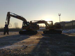 Attrezzature Reggiardo Scavi e demolizioni