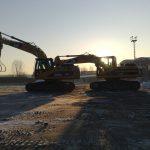 Lavori Area pederzoli Reggiardo Enrico Scavi e demolizioni